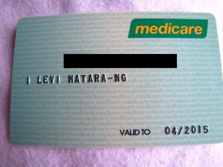 levismedicarecard